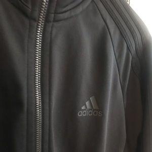 Adidas mens track coat